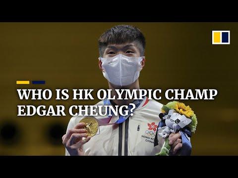 The road to Olympic gold for Hong Kong's unassuming fencing hero, Edgar Cheung Ka-long