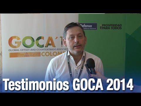 Experiencias GOCA 2014 - Cartagena, Colombia