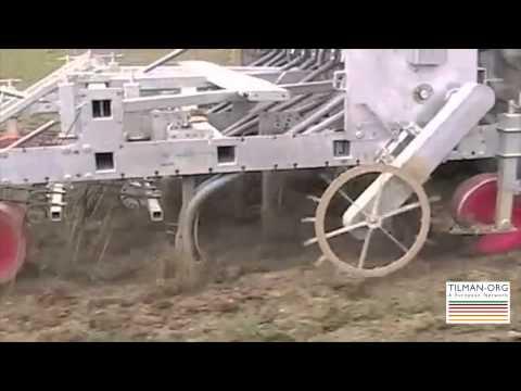 Travail réduit du sol en grandes cultures bio (Feb 2013)