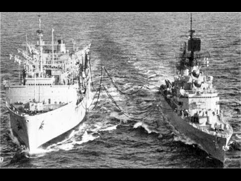 Vietnam Conflict and Our Supply Ships HD 12 16 14