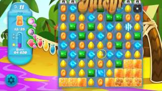 Candy Crush Soda Saga Level 715 No Boosters