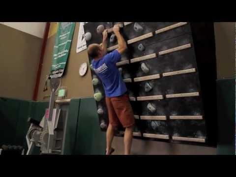 Ryan Palo hangboard training - Part 1 - YouTube