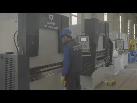 CNC CMT PB40/1250 HYDRAULIC PRESS BRAKE