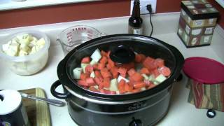 How To Cook A Delicious Elk (venison) Pot Roast In The Crock-pot