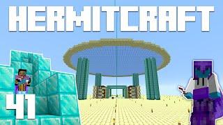 Hermitcraft 7 - Ep. 41: BASE EXPANSION & MAYOR RESULTS! (Minecraft 1.16) | iJevin