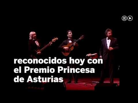 Les Luthiers, Premio Princesa de Asturias 2017 | Cultura