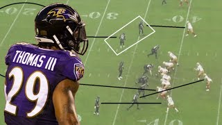 Film Study: The Baltimore Ravens' intelligent secondary led them to victory over the 49ers