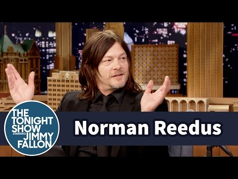 Norman Reedus Ran from Cops on Dirt Bikes as a Teen streaming vf