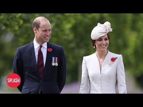 Duke & Duchess of Cambridge Announce Baby #3 Due in April 2018 | Daily Celebrity News | Splash TV