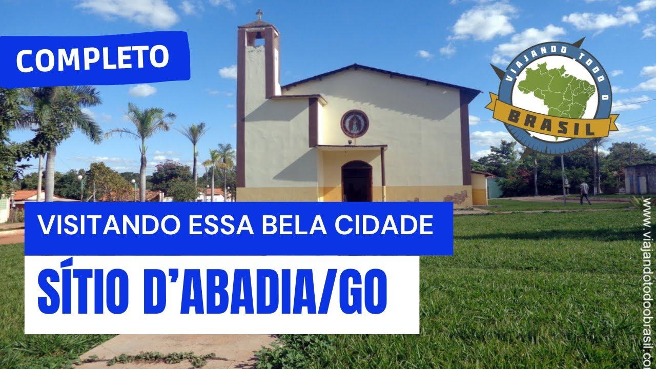 Sítio d'Abadia Goiás fonte: i.ytimg.com