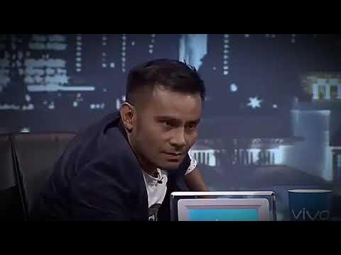 Suara Mirip Judika; NANDA ARIF - Bukan Rayuan Gombal. (Cover audisi Indonesian Idol 2017)