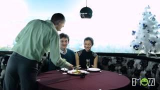 Кино-ланч для двоих (ресторан Шляпа, Киев) EMOZZI(, 2013-01-23T12:11:35.000Z)