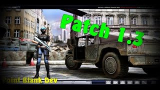 Point Blank Dev | Patch 1.3 | Cliente v.2 | PBDevGamesBR