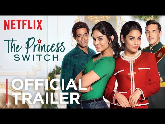 The Princess Switch | Official Trailer | Netflix