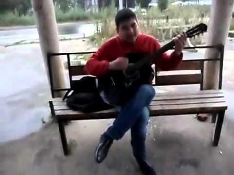 Сергей Мильниченко (Томск) - Осенний ветер ( под гитару )