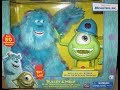 Monsters Inc Interactive Sulley And Mike Disney Pixar Thinkway Toys mp3