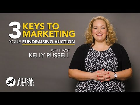 Benefit Gala Tutorial | How To Market Your Fundraising Auction