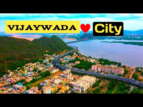Vijayawada City Andhra Pradesh, Vijayawada City Over View