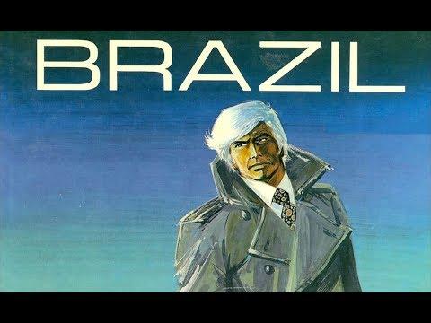 Bruno Brazil - William Vance | Greg