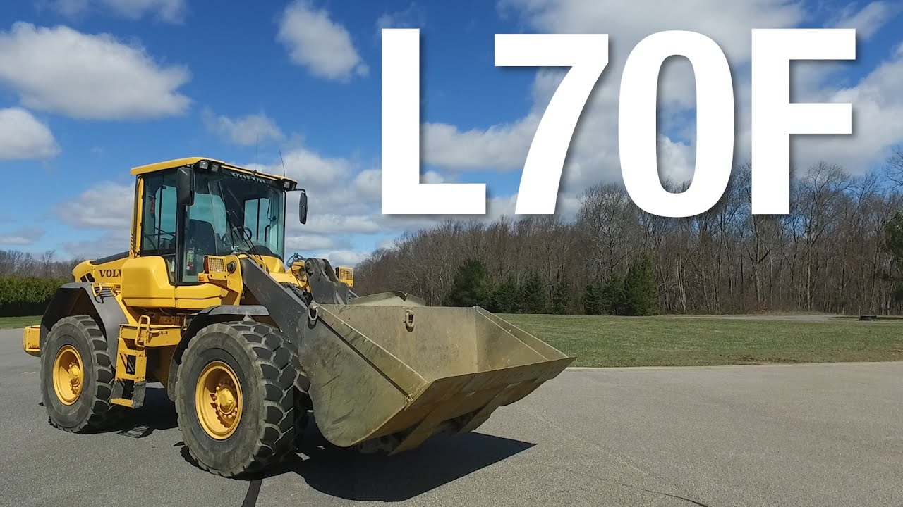 Volvo L70F 'Road Test' | Consumer Reports - YouTube