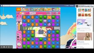 HOW TO... Level 1088 Candy crush saga