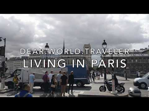 Living in Paris: Our Apartment Tour