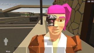 Sub Rosa: Terminator Mode Activated