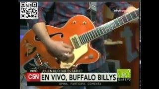 C5N   Quien Dijo Que Es Tarde Buffalo Billys tocan en vivo