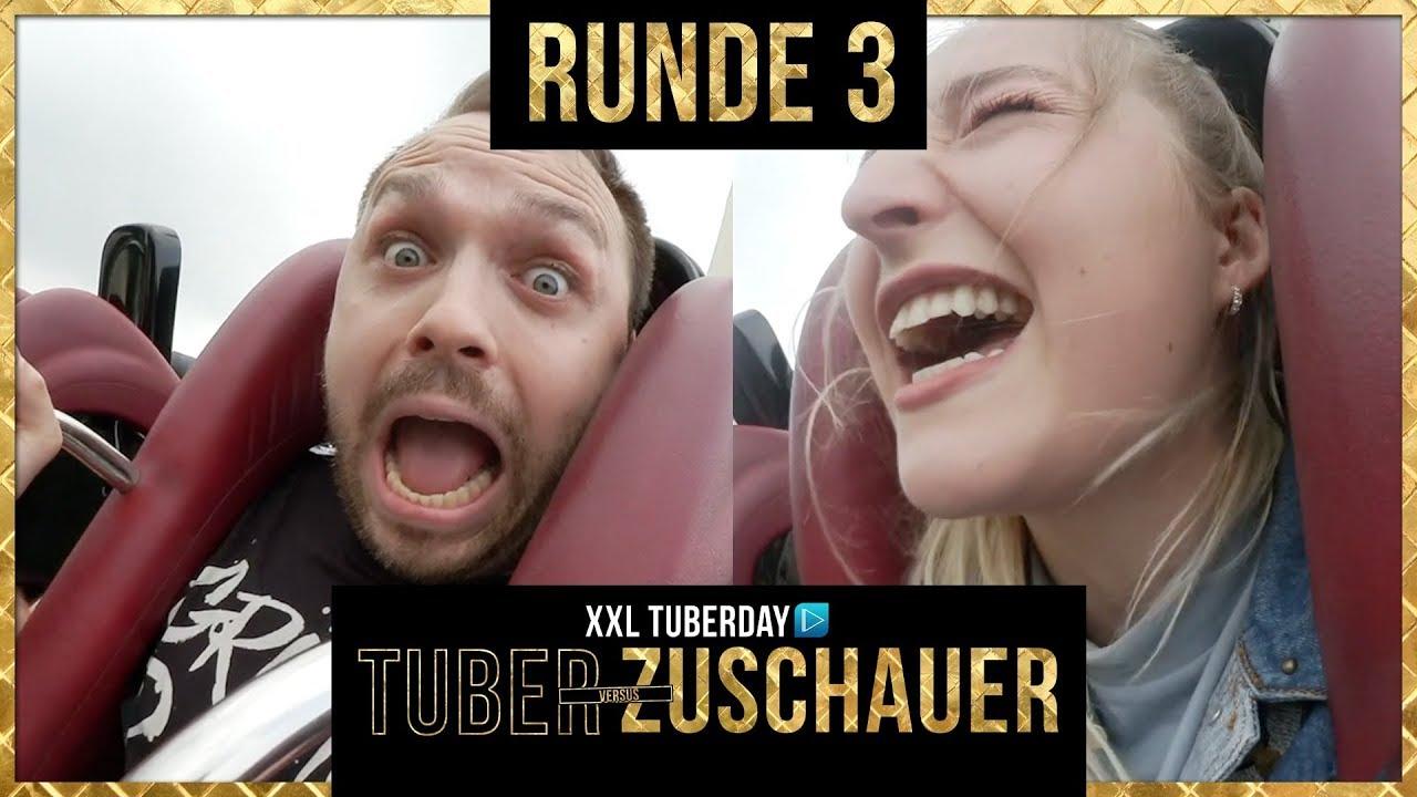 Tuber VS  Zuschauer - 2018 - Spiel 3: Highfall Challenge