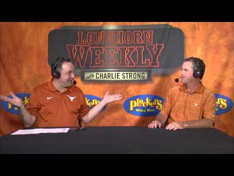 Ryan Murphy guests on Longhorn Weekly [Oct. 9, 2014]