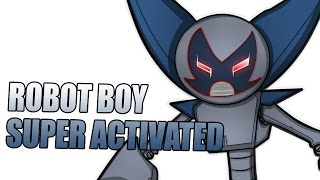 [002] Robot Boy Super Activated