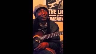 Thomas Mapfumo Protests Music Piracy in Zimbabwe