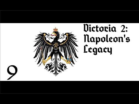 Victoria 2 Napoleon's Legacy - Prussia 9