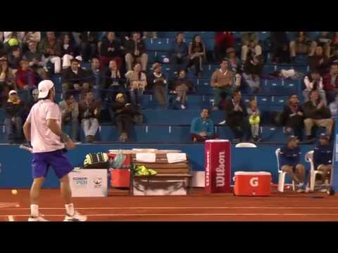 Fernando Verdasco vs Gerald Melzer - Ecuador Open Quito 2015