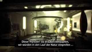Deus Ex: Human Revolution - Adam Jensen Profil Trailer