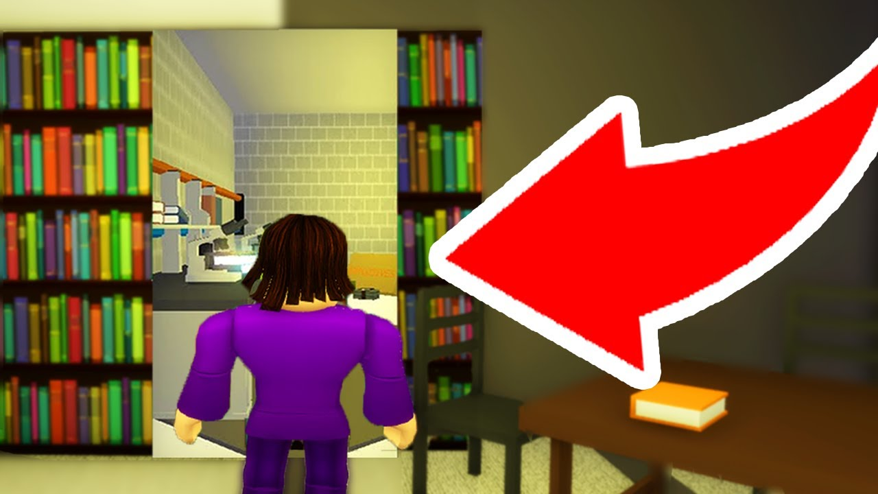 Download *NEW BOOKSTORE SECRET* in Roblox Brookhaven 🏡RP? (HUGE SECRET IN LIBRARY)