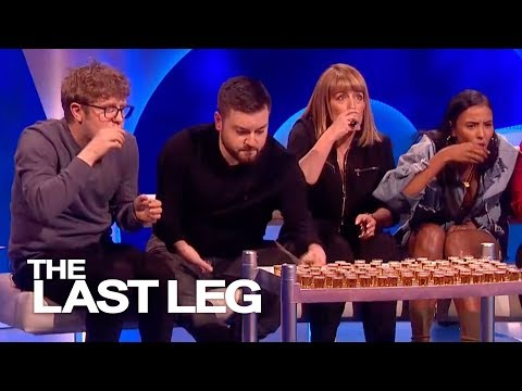 Brexit Drinking Game – The Last Leg