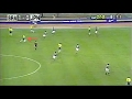 ゲームみたいなロベカルのオーバーラップ 1997年 日本vsブラジル