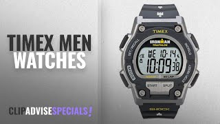 10 Best Selling Timex Men Watches [2018 ]: Timex Unisex-Adult- Weekender Watch Strap-