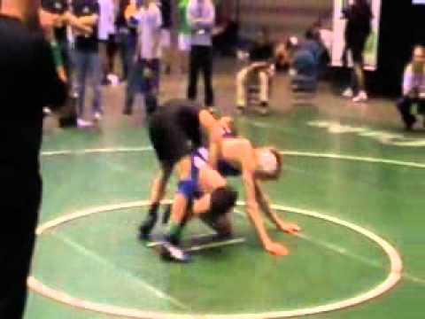 GVHS Wrestling Reno 2010 Sean 2