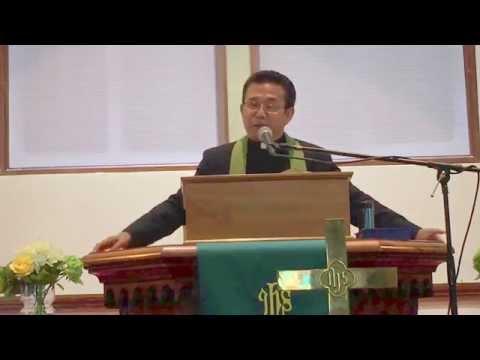 General Secretary of Church Council in Indonesia- Rev Gomar  Gultom at EIPCUSA Maryland 2015