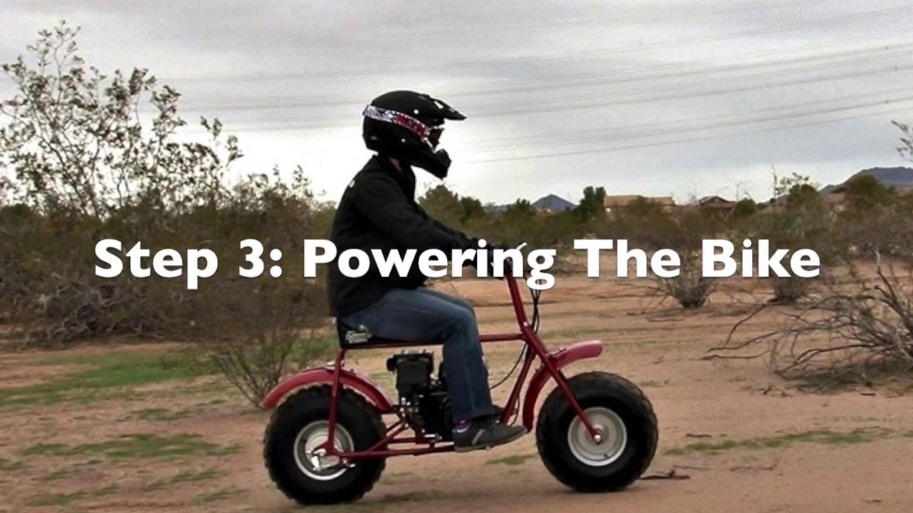 How To Build A Mini Bike Diy Guide Youtube