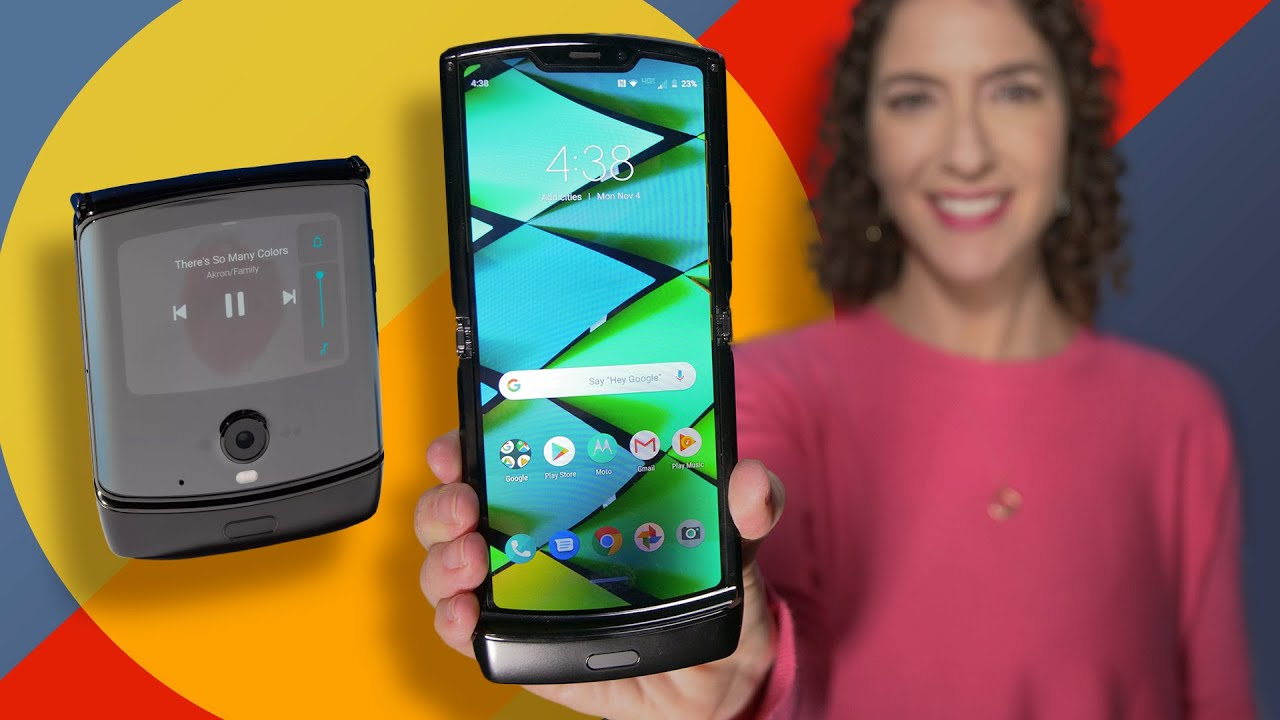 4 reasons not to buy Motorola's new Razr foldable flip phone ...
