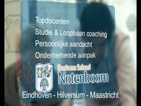 Business School Notenboom Tv reclame