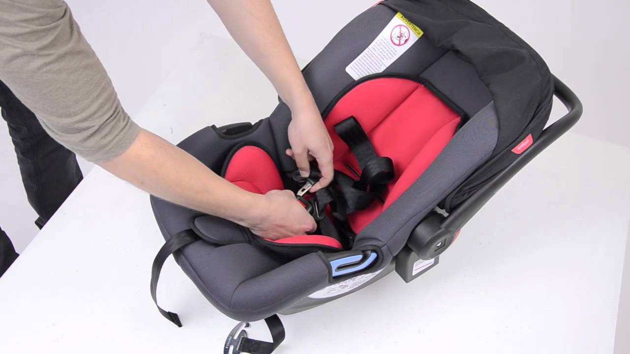 alpha™ car seat - instructional video (USA) - phil&teds 2014 - YouTube