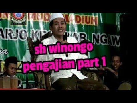 Lucu Pengajian. Pshw Madiun Anwar Zahid Munggur, Ngawi, Setia Hati Part 1 Perguruan Pencak Silat