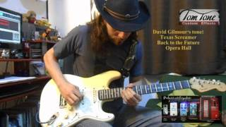 Video David Gilmour Style - Another Brick in the Wall (solo) with Tom Tone Pedals by Rodrigo Cordeiro download MP3, 3GP, MP4, WEBM, AVI, FLV Mei 2018