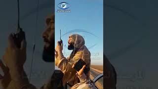 قيادي داعشي قرب الباغوز يتوعد الجيش العراقي 😳