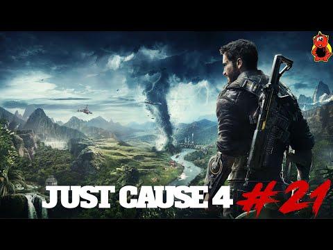 Just Cause 4 Gameplay 21 Atalaya Strike & Gran Central Break-In