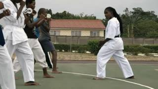 Dreams of an African female karateka | Africa on the Move
